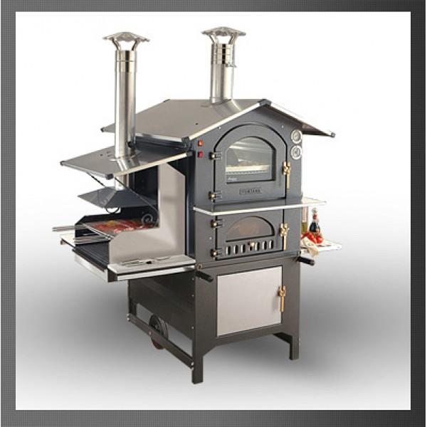 barbecue pour four a bois gusto 80 fontana forni l 39 univers du po le et chemin e le n 1 du. Black Bedroom Furniture Sets. Home Design Ideas