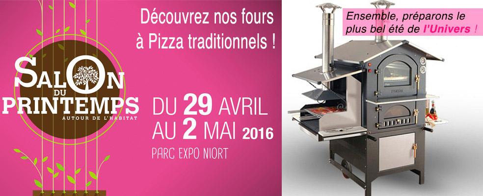 Salon de printemps de niort 2016 for Parc des expositions niort